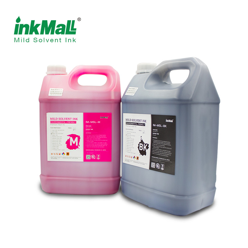 MSKM Mild solvent ink for Konica 512