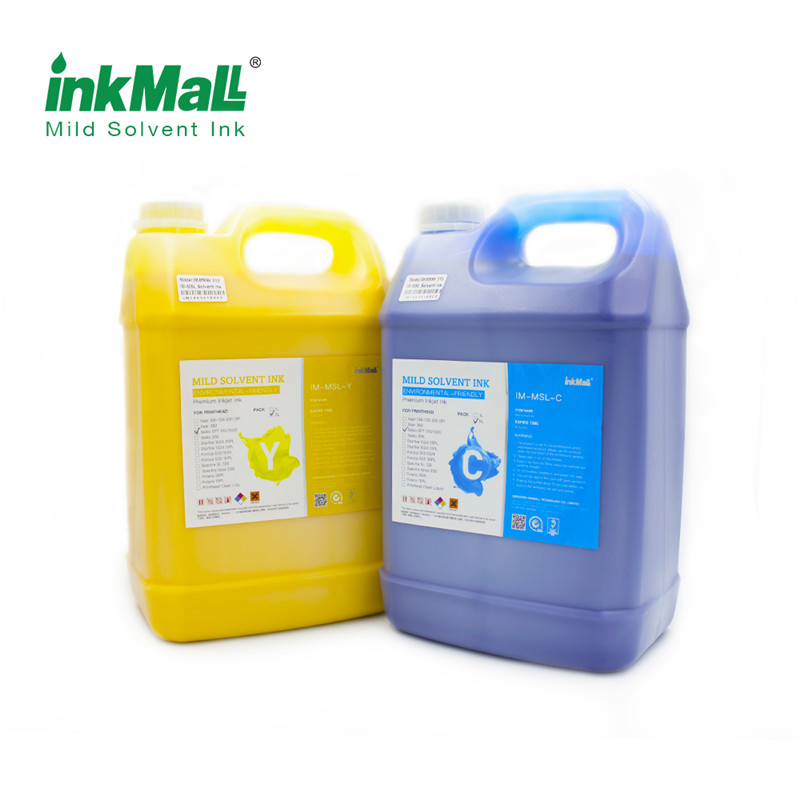 InkMall Mild Solvent Ink For All Print