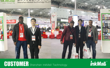Cliente DPES do InkMall Tech 2019