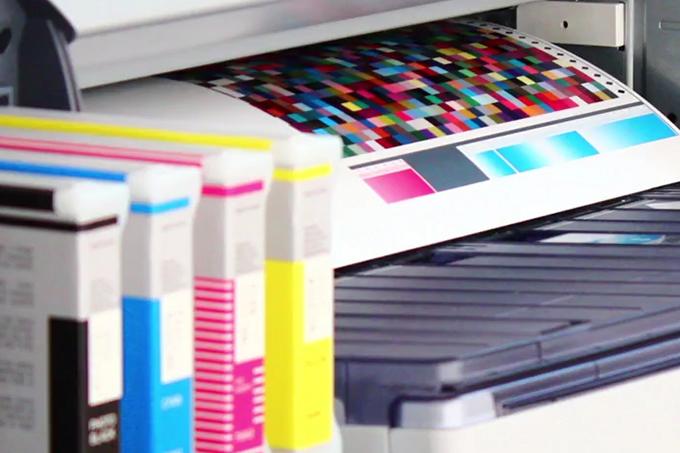Tinta corante para tinta de mesa HP