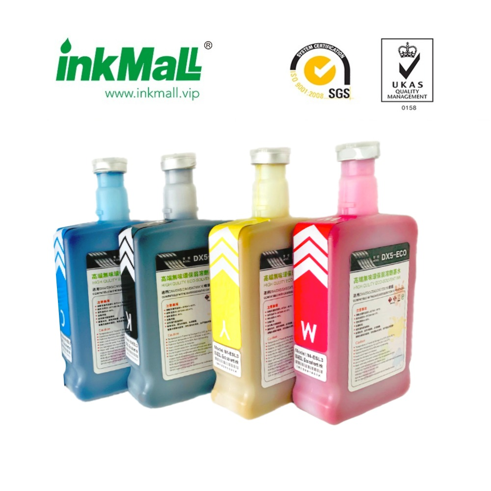 0.5L eco solvent ink for Epson