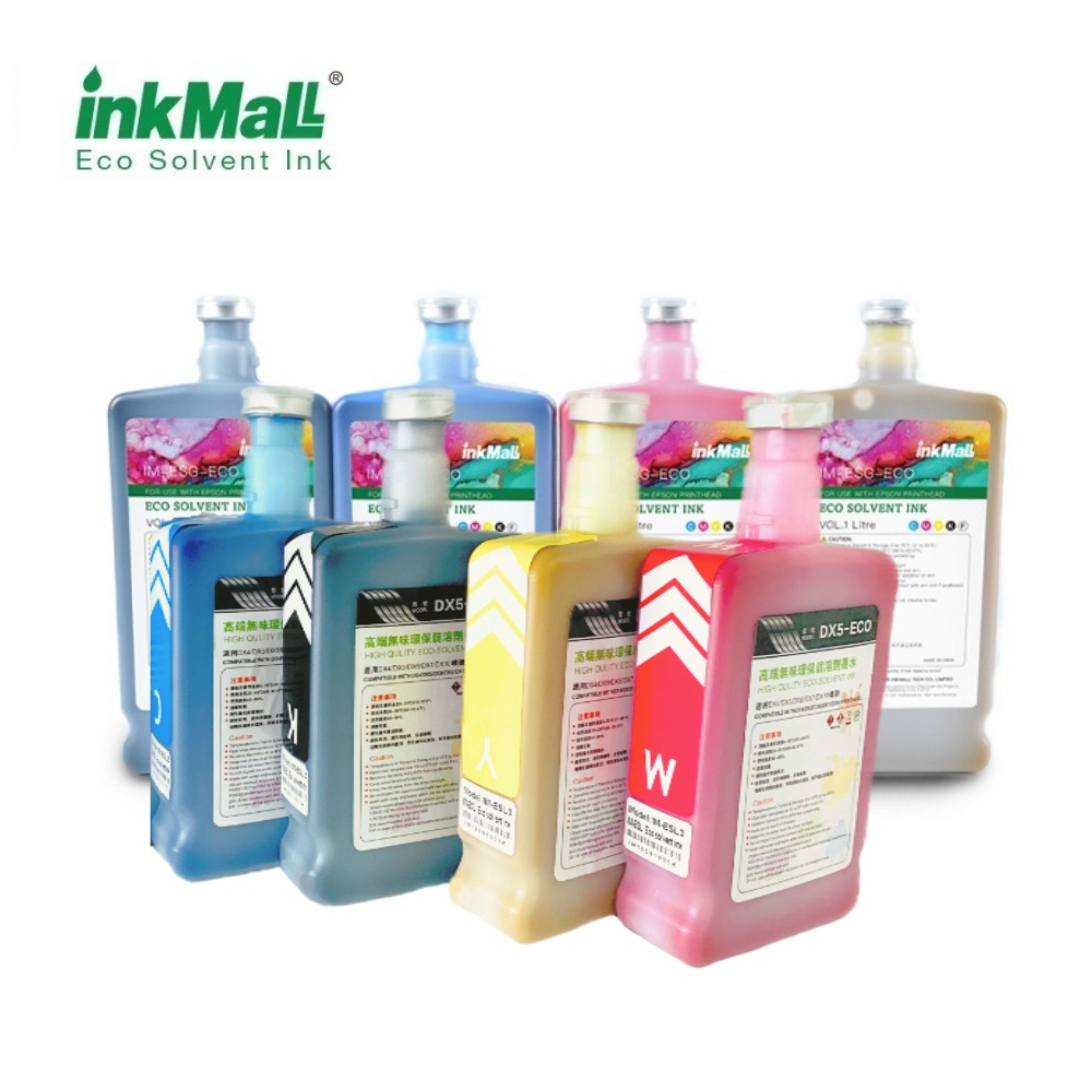 InkMall eco solvent ink 1Liter Galaxy Ink