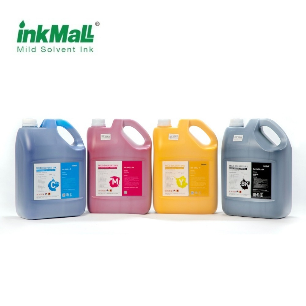 Odorless Solvent ink for Konica 512i