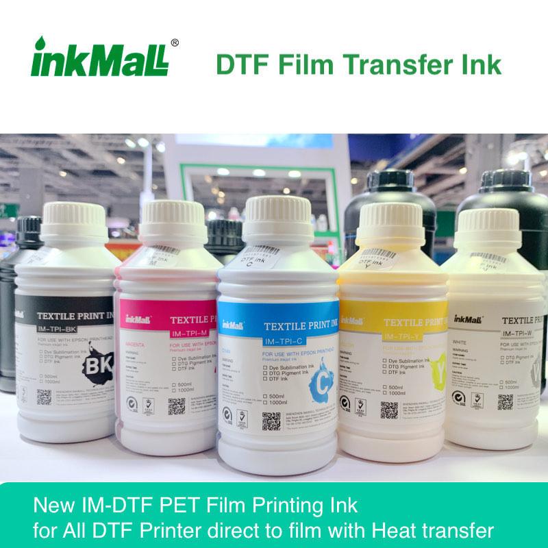 500ml de tinta DTF para impressora Epson A3 tamanho L1800